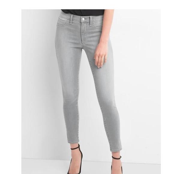2cc1e4f2e0bdd GAP Jeans | Easy Leggings Light Grey | Poshmark